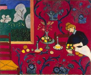 Henri Matisse The Red Room 1908